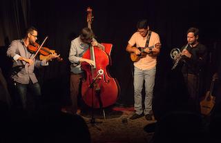 Photo Avila Quartet